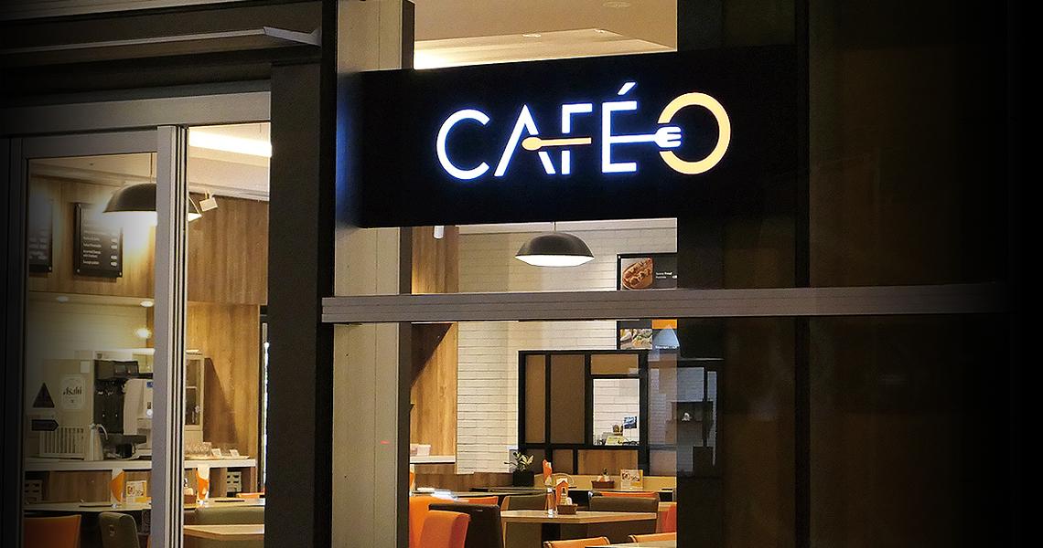 LEDパネルサイン看板は飲食店・店舗様にオススメです。